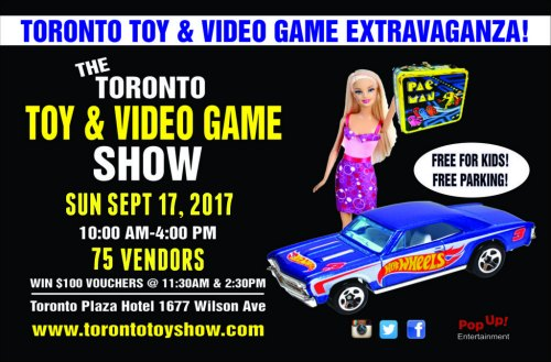 The Toronto Toy & Video Game Show