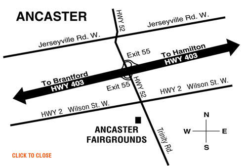 Ancaster Nostalgia Show and Sale