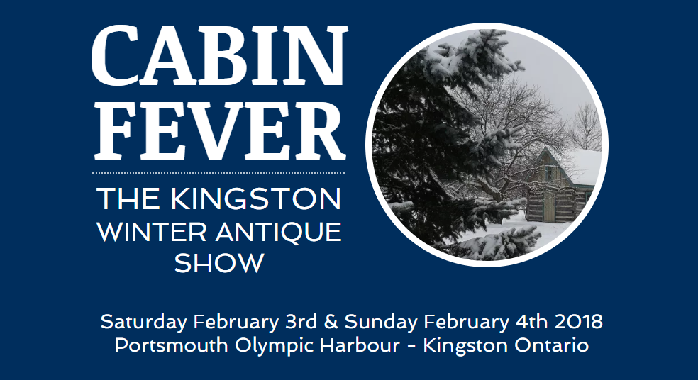 Cabin Fever:The Kingston Winter Antique Show
