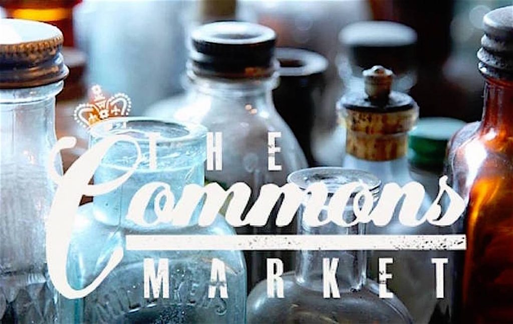 The Commons Market Antique & Vintage Fest