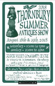 5th Reunited Thornbury Summer Antiques Show