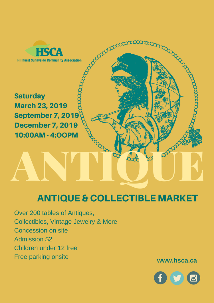 HSCA: Antique & Collectible Market