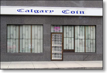 Calgary Coin & Antique Gallery