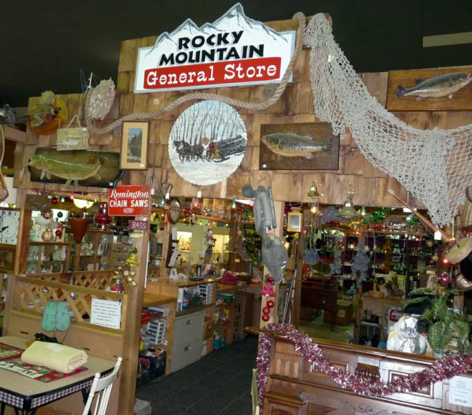 Rocky Mountain Antique Mall Ltd