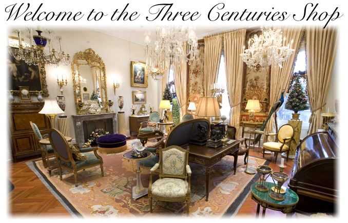 Three Centuries Antiques