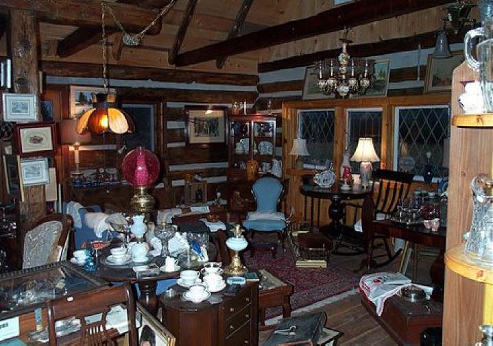 Log Farm Antiques
