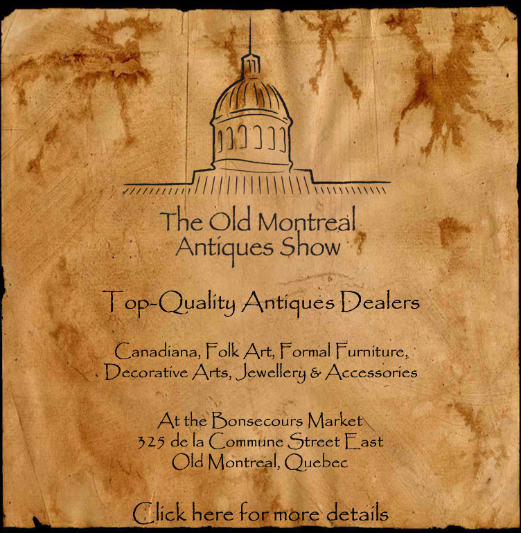 Old Montreal Antique Shows
