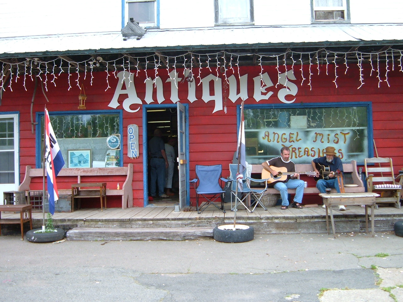 Angel Mist Treasures and Antiques