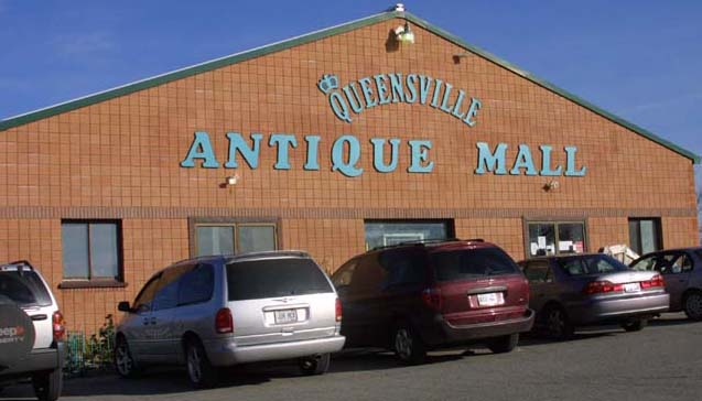 Queensville Antique Mall On Woodbine