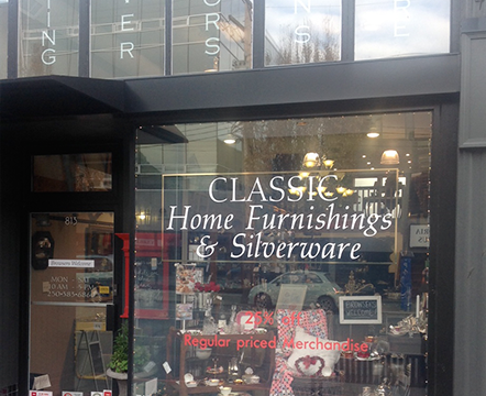 Classic Silverware & Home Furnishings