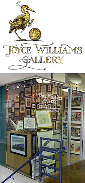Joyce Williams Antique Prints & Maps
