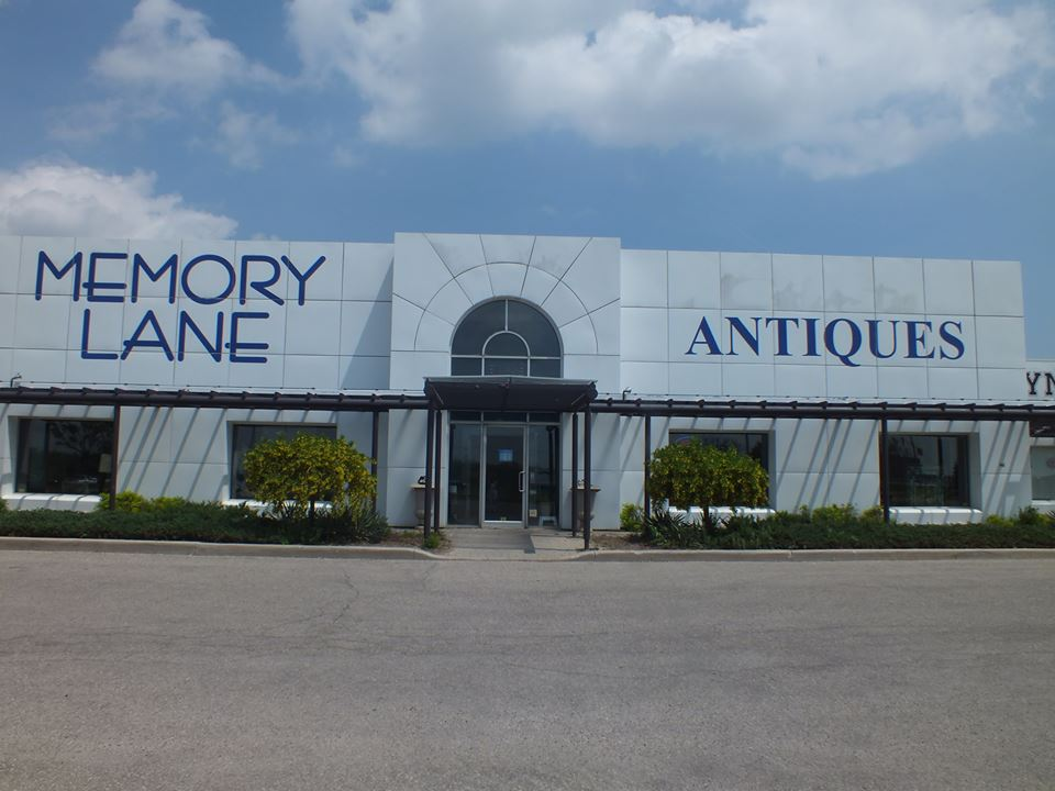 Memory Lane Antiques, ON