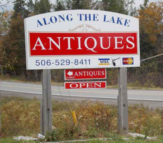 Along The Lake Antiques